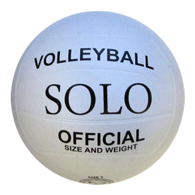SOFT RUBBER VOLLEY BALL
